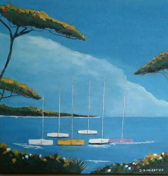 St Jean Cap Ferrat 40x40 acrylique sur toile.jpg