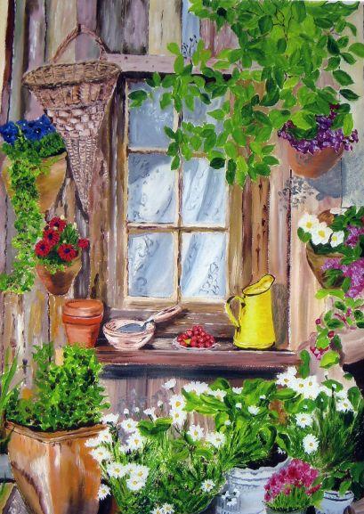 Ma fenêtre