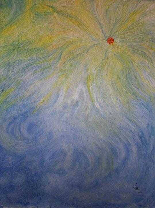 Nébulosité solaire
