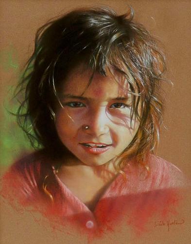 Enfant de Katmandou