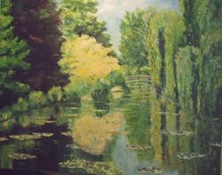 Giverny - 81x100