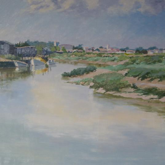 Port de Mornac
