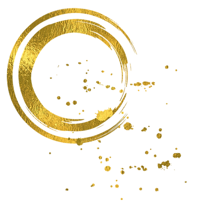 Gold circle and splatter.PNG