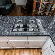 cooktop vented
