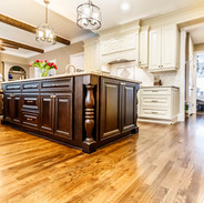 Oversized Island Can Extend your Kitchen