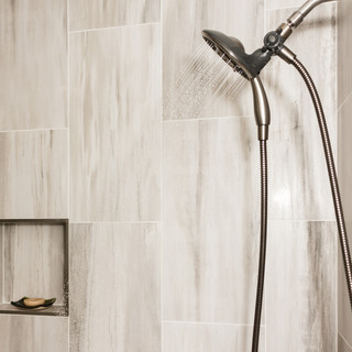Removable shower head