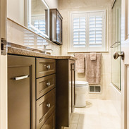 Shaker Style Wood Cabinets