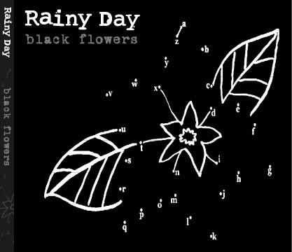 CD 'Black Flowers'