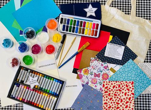 Art Class Art Kit