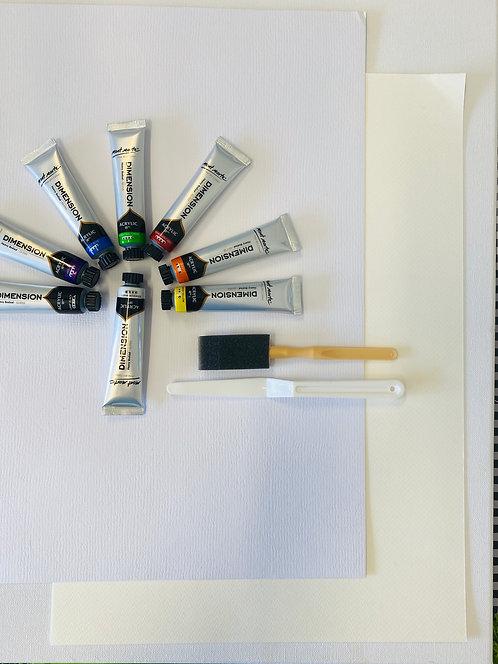 Back to School Top Up Art Supplies