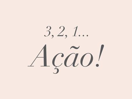 3, 2, 1, Ação!