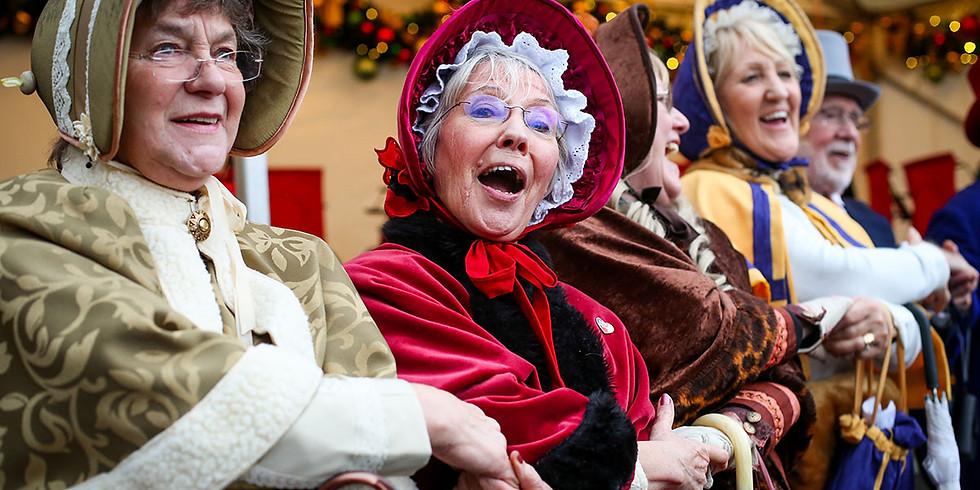 Grassington Dickensian Christmas