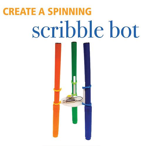 Scribble Bot - Create a Robot that Draws