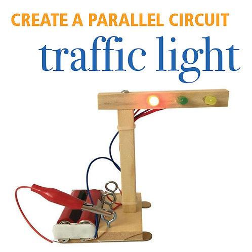 Traffic Light - Parallel Circuit