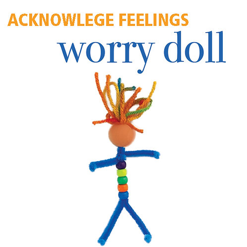 Worry Doll Kit