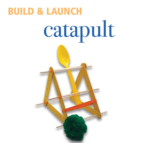 Catapult - Potential Energy
