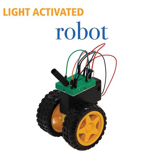 Light Activated - Robot