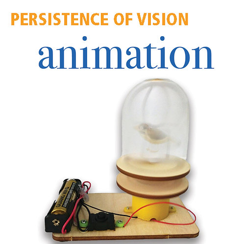Animation Kit - What is Persistence of Vision?
