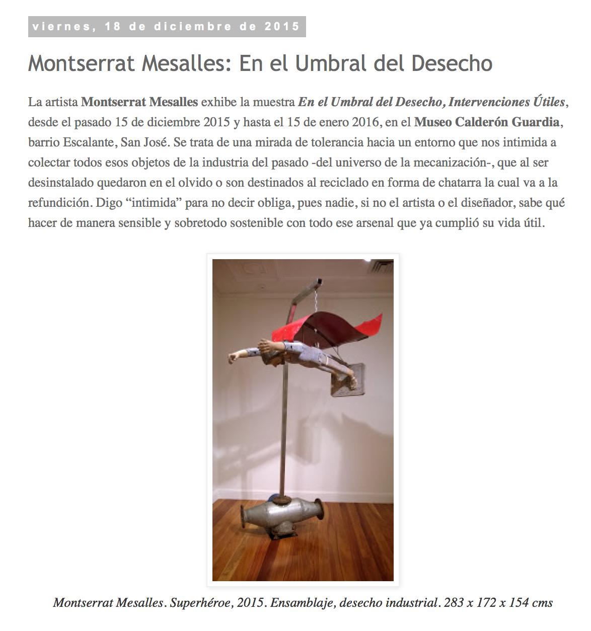 Arbol de Miradas Blog