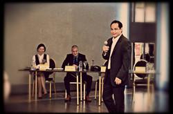 Mr. Aldous Mina, FDI speech