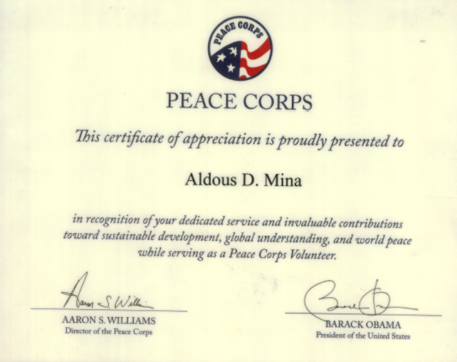 Peace Corps Certificate of Service.png