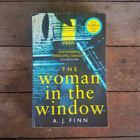 Hitchcock & The Woman in the Window