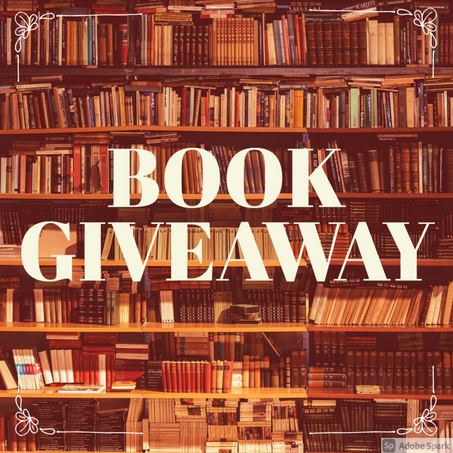 Monthly Book Giveaway