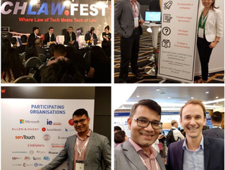 FirstCOUNSEL a featured startup at TechLaw.Fest 2018!