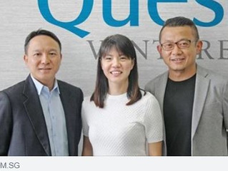 Quest Ventures to launch early-stage digital commerce startup funds worth US$120m