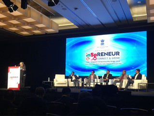 inSpRENEUR conclave promoting India-Singapore collaboration