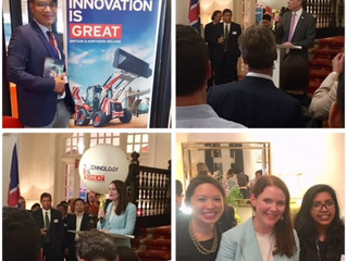 FirstCOUNSEL invited to take part in UK Dept for Int'l Trade Technology Mission