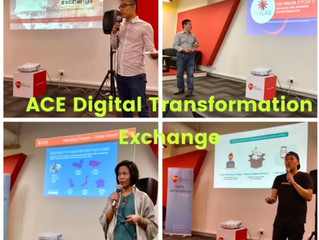 FirstCOUNSEL at Action Community for Entrepreneurship (ACE) Digital Transformation Exchange