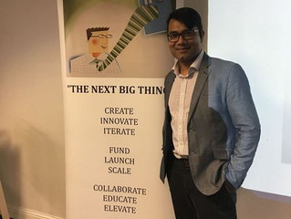 CEO/Founder Azmul Haque in Silicon Valley to talk about Opportunities in Int'l ICOs