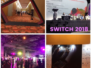 FirstCOUNSEL at 1st Day of SWITCH 2018 (SG Week of Innovation and Technology)