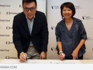 The Singapore Management University launches courses to empower SMEs and upskill workers in digital