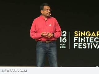 Online fintech marketplace to launch at Singapore FinTech Festival