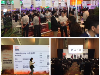 FirstCOUNSEL at innovfest unbound 2018 - Southeast Asia's largest innovation festival