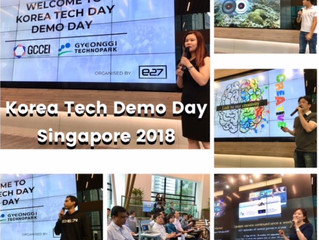 "FirstCOUNSEL at ""Korea Tech Demo Day"""