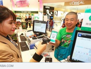 WeChat rules out payment services for non-Chinese users