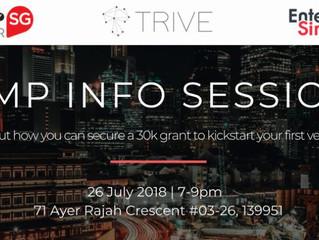 Enterprise Singapore's $30k StartupSG Founder Grant for your 1st venture