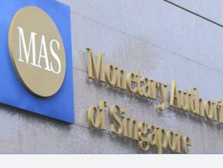 Singapore's central bank announces new hub for SMEs to access business services