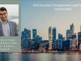 FirstCOUNSEL Founder/CEO Azmul Haque gives masterclass in Hong Kong