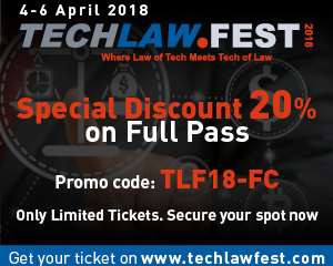 Partnership with TechLaw.Fest 2018
