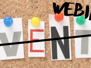 Upcoming Webinars and Events in Singapore for start-ups, SMEs and entrepreneurs - May 2021