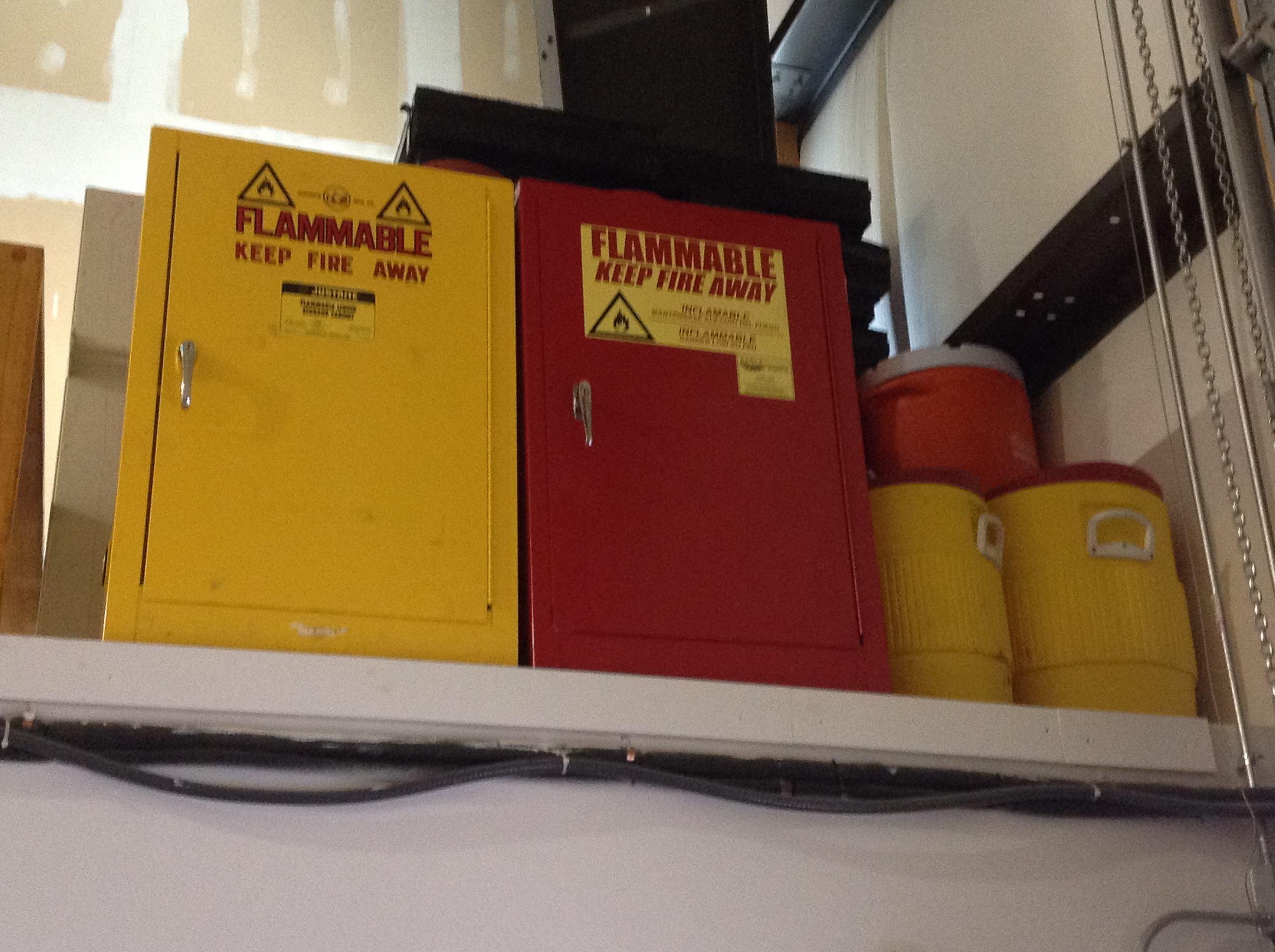 Flammable Storage Containers