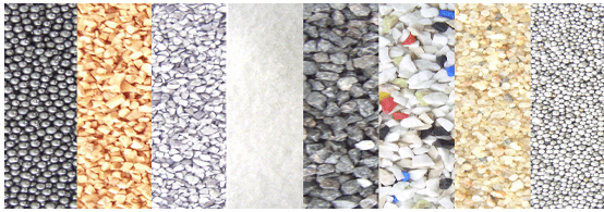 The various types of blasting media available today