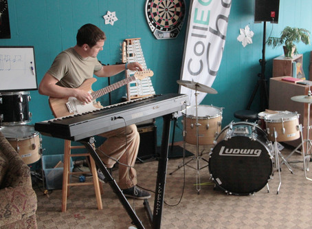 The Jam Offers Musical Experience for EC Youth