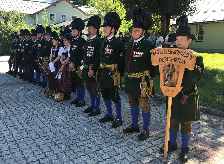 Gasteiner Schützenkompanie