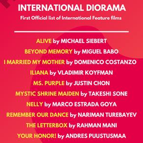 International Diorama