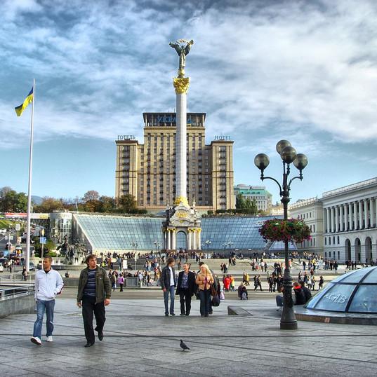 Ukraine-India-Shoots